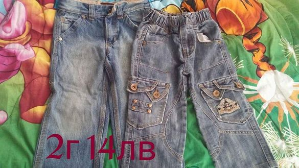 Блузки.дънки.долнища.якета и др за 2-3г върху снимките има цени