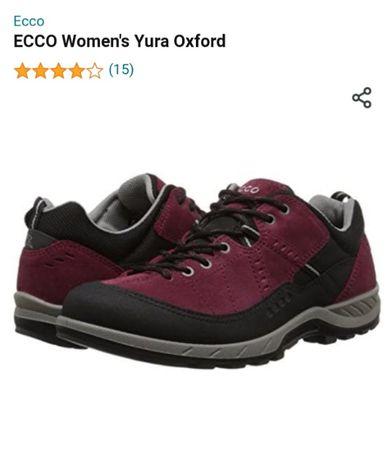 Ecco-Yura Oxford- Дамски обувки №40