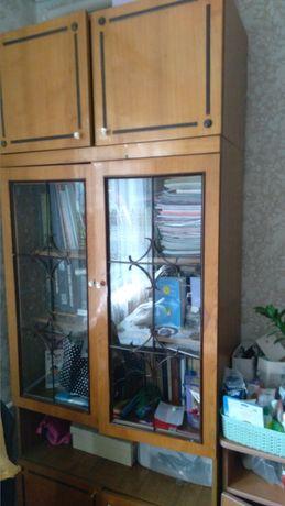 Шкаф для посуды и для книжек