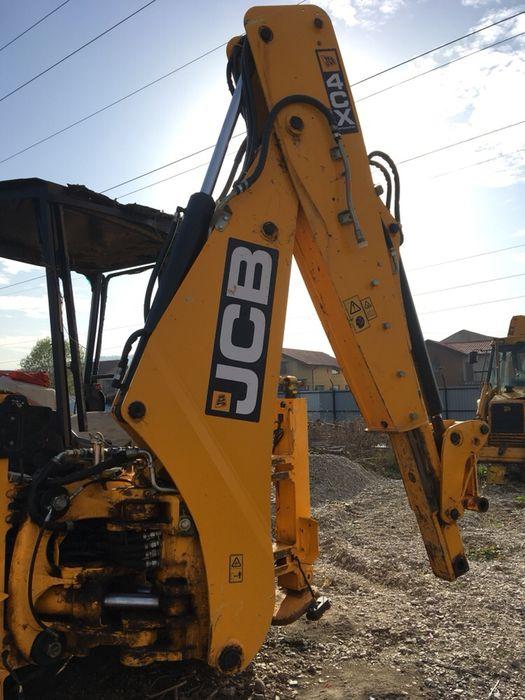 Brat spate buldoexcavator JCB Floresti - imagine 1
