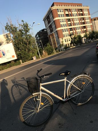 Bicicleta DHS Citadinne Unisex Bike Oras Pegas Mountain Electrica MTB