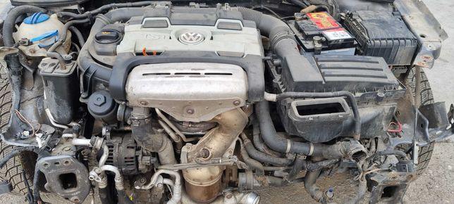 Motor complet fara anexe VW, 1.4tsi BMY