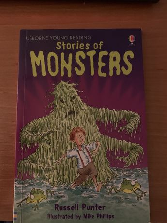 Carte Stories of Monsters