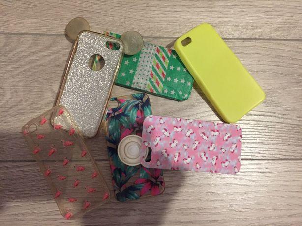 Set huse Iphone 5/5 S, ca noi