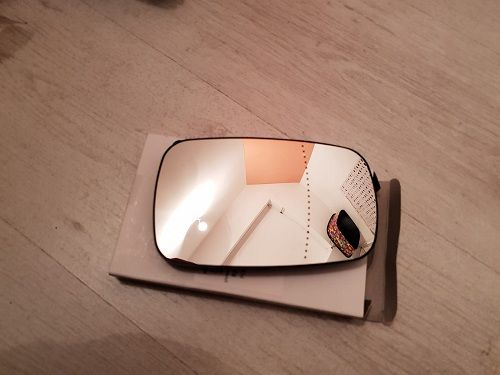 Geam , sticla oglinda stanga cu incalzire Renault LAGUNA II