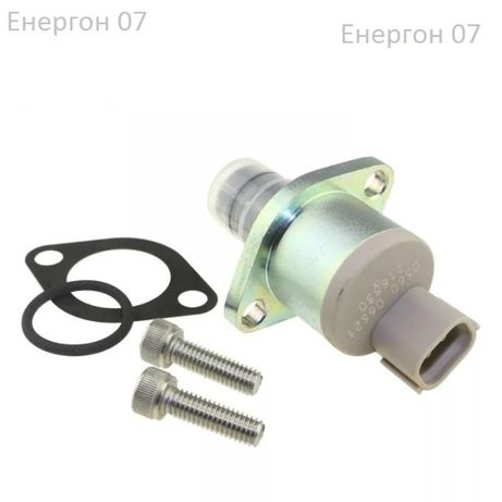 Клапан SCV denso гнп toyota регулатор налягане денсо DCAT D4D CDTI D40
