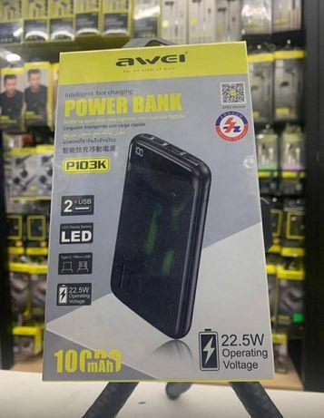 Power bank AWEI переностная зарядка