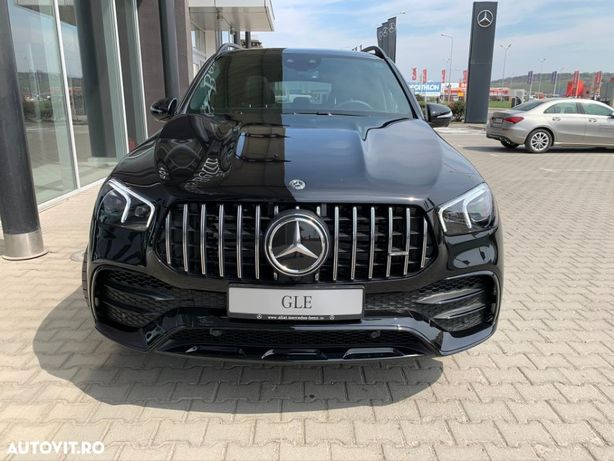 Mercedes-Benz GLE MODEL NOU / 435 CP / Piele AMG Exclusive / 4MATIC +