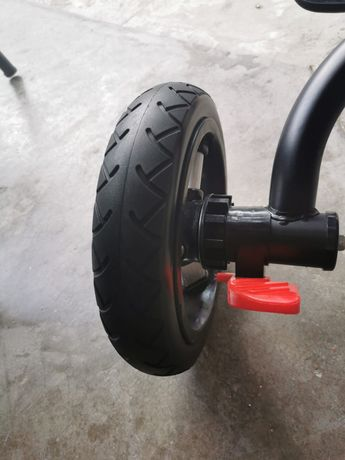 Cauciuc plin 255 55 17 cm tricicleta Qplay coccolle Krista Emag  stoc