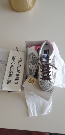 Sneakersi Golden Gosse Superstar Glitter originali