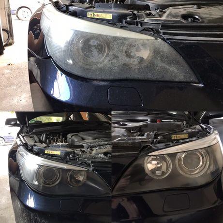 Polish auto/ faruri