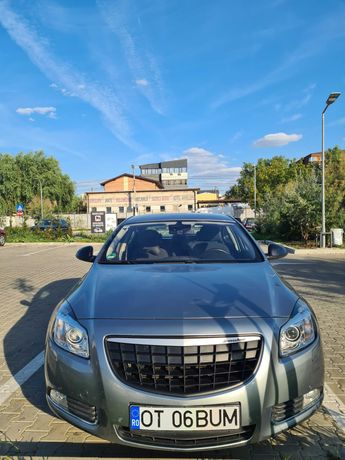 Opel Insignia 2.0 Benzina 4x4