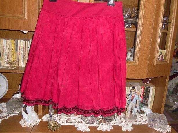 fusta cu camasa populara ,unguresc- sasesc