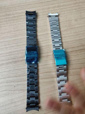 Curea inox tissot orient omega seiko 20 20mm zale curbate timex fossil