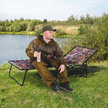 Раскладушки усиленные для охоты и рыбалки Россия(доставка бесплатно)