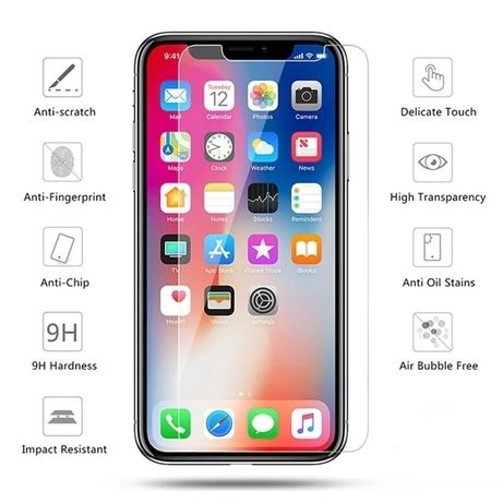 Стъклен протектор за Iphone Айфон 11pro,XR,10,XS Max,8,7 plus,6s,5s,se