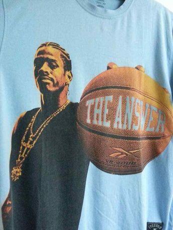 ALLEN IVERSON The Answer Basketball Reebok 2XL