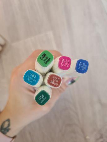 Продам оригинальные корейские маркеры touch brush