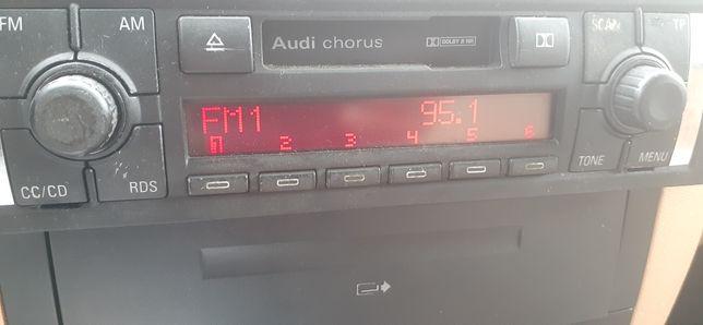 Vând casetofon audi chorus