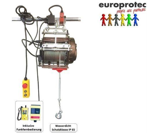 Електрически телфер XS 500 с дистанционно управление
