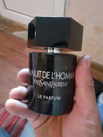 ПРОДАМ Мужской парфюм оригина LA NUIT DE L'HOMME (Le parfum) ОБМЕН