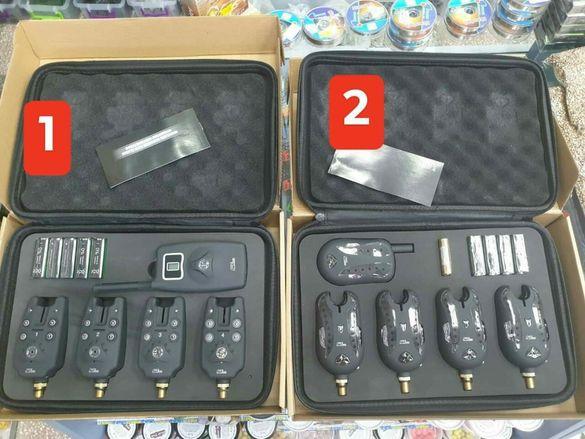 Безжични Сигнализатори FL 4+1 модел 1- 141 лв. модел 2 - 175 лв.
