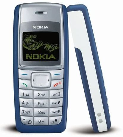 Nokia 1110 оригинал, нокия простушка, original