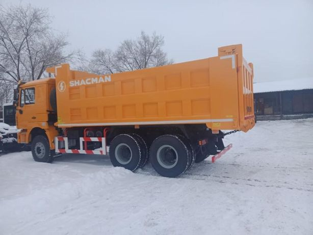 Самосвал 25 тонн SHACMAN