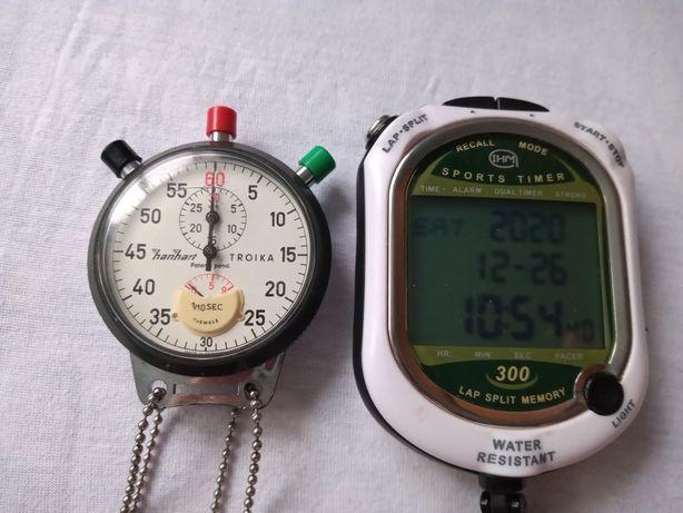 Cronometru mecanic si digital
