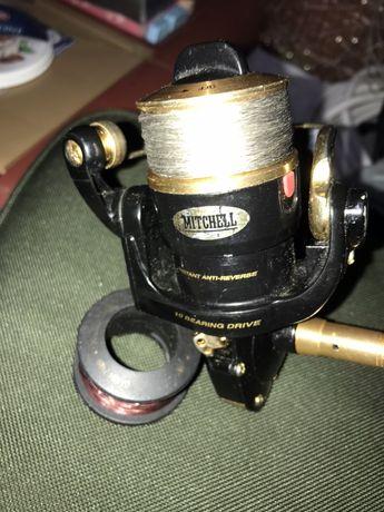 Макара Mitchell 308 X Gold