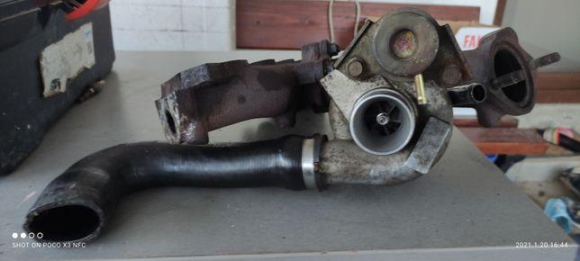 Turbina Opel Astra g motor isuzu 1.7 ydt