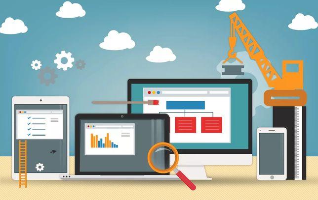 Realizez site-uri web, cu un design elegant și atrăgător, pentru a vă