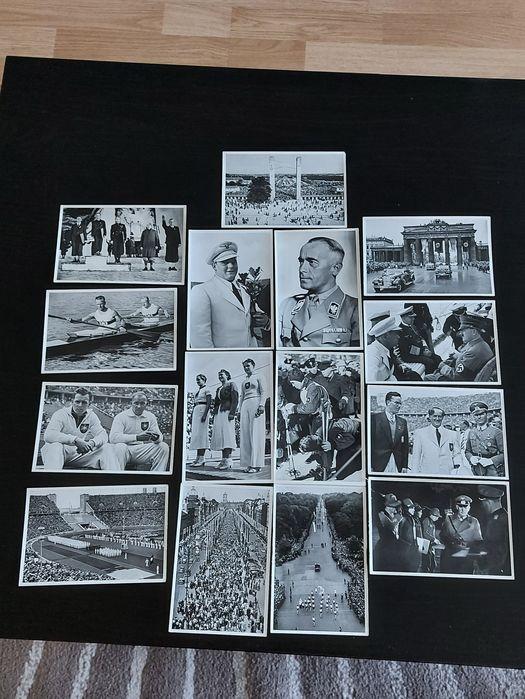 Fotografii naziste 1936 olimpiada din germania Ploiesti - imagine 1