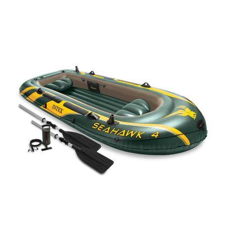 Barca Intex Seahawk 4