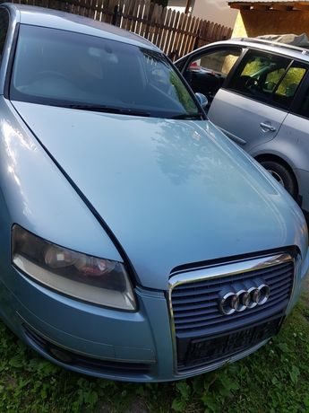 Capota Audi A6 C6 4F