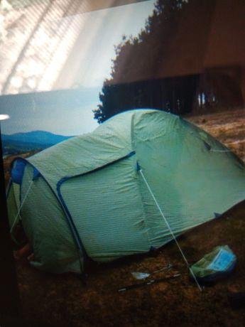 Нова палатка четири месна с предверие