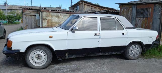 Продам машину ГАЗ 3110, торг у капота.