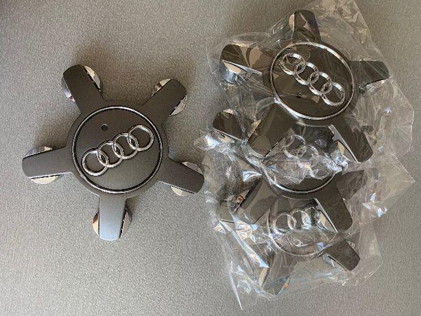 Capace centrale tip gheara jante Audi 5 x 112 - negru sau gri