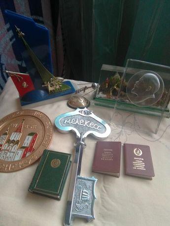 Colecție obiecte comuniste.