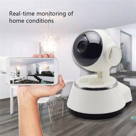 Ip камери или On-line камерите с WI-FI видео наблюдение через Интернет