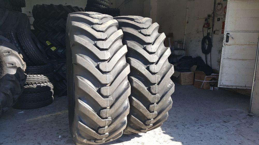 Cauciucuri noi industriale 18.4-26 OZKA 14 pliuri anvelope buldo spate Bucuresti - imagine 1