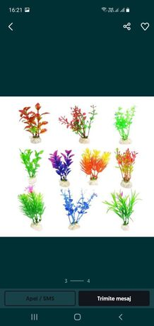 Plante acvariu 5 lei bucata. Decor acvariu pesti