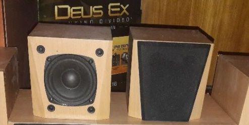 sateliti boxe rear Genius de la sistem audio 5.1
