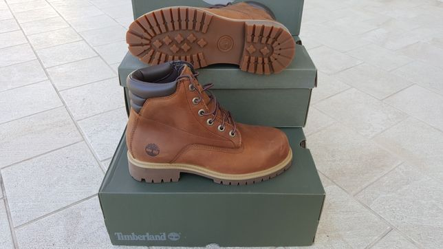 Ghete Timberland Alburn 6 In Waterproof Boot Cod produs: A1H8Q