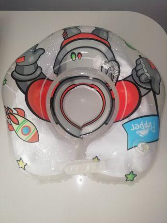 Круг для плавания надувной. Новый