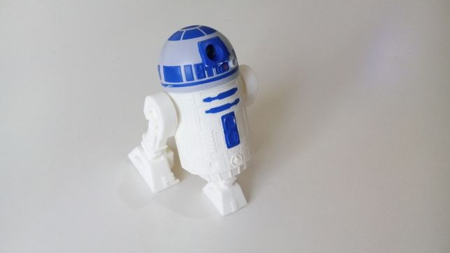 Jucarie Star Wars R2-D2, mcdonalds 2011, figurina robot