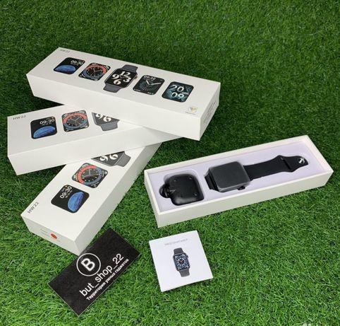 Apple watch 6 , смарт часы, подароки, smart watsh hw 22,26+,