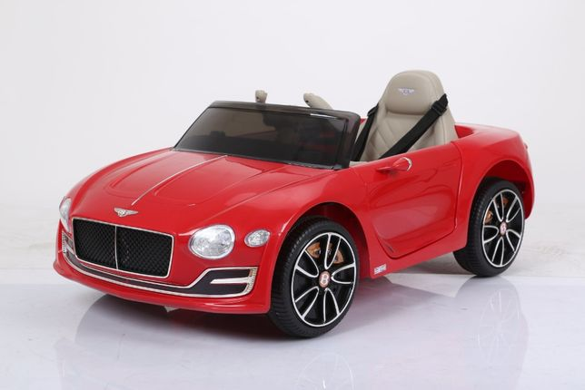 Kinderauto Bentley EXP12 PREMIUM #Rosu