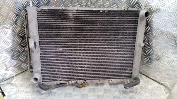 Радиатор Нисан Микра 1.2и 2004г - Nissan Micra 1.2i