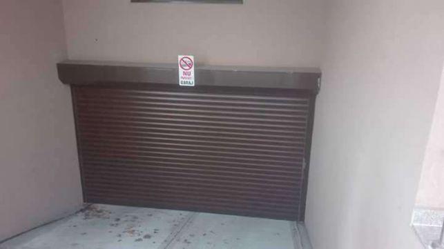 Reparam usi de garaj tip rulou cu lamele de 55mm si  77mm